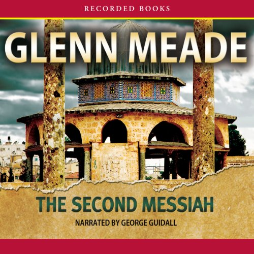 The Second Messiah audiobook cover art