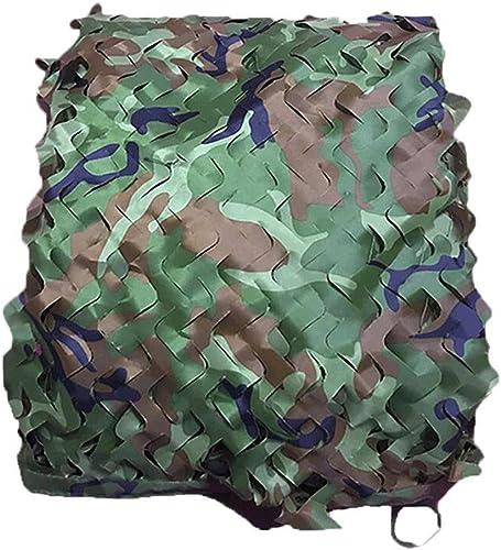 CJC Voiles d'ombrage Filet Pare-Soleil Auvent Camping des Bois Filet De Camouflage Restaurants, Les Parcs, Maison, Patio Parasol Décoration (Couleur   vert, Taille   10x8m)