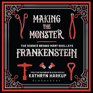 Making the Monster cover art