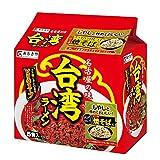 寿がきや 台湾ラーメン 5食パック 460g×6袋