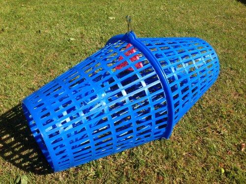 trampapara cangrejo –legal en Reino Unido, favorable para Nutrias