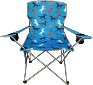 Free To Roam Deluxe Folding Camp Chair - Large Adult