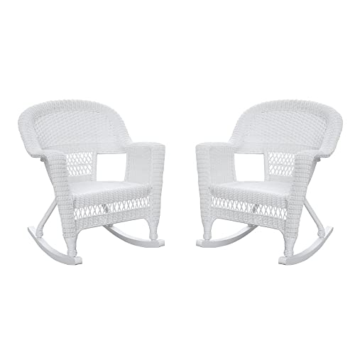 Awesome White Wicker Furniture Amazon Com Cjindustries Chair Design For Home Cjindustriesco