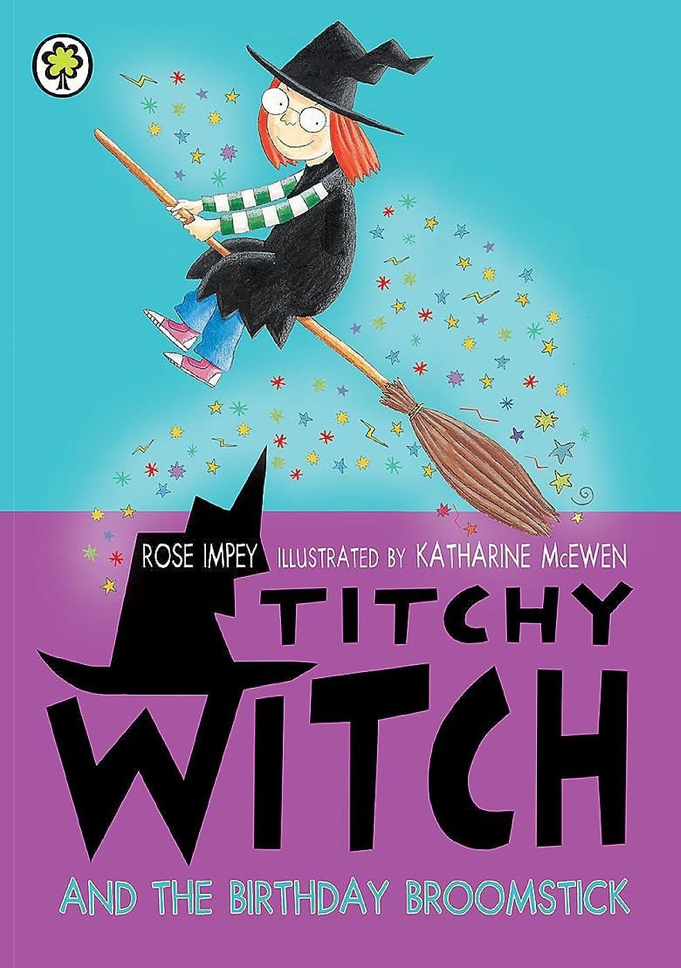 むさぼり食うランドリー金貸しTitchy Witch: The Birthday Broomstick