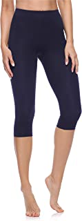 Merry Style Damen 3/4 Leggings aus Baumwolle MS10-199