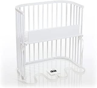 babybay Bedside Sleeper (Pure White Finish)