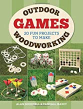 Outdoor Woodworking Games: 20 Fun Projects to Make