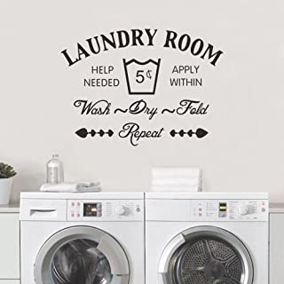 Best wall decals quotes for laundry room Reviews