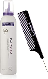 ISO Daily Foam FIRM-HOLD MOUSSE (STYLIST KIT) Tri-Active Technology, NEW FRAGRANCE (8.9 OZ / 264 ML)