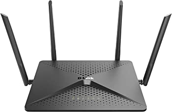 D-Link EXO AC2600 MU-MIMO Wireless Dual-Band Gigabit Ethernet Router