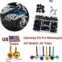 For Ducati 1199 Panigale 2011 2012 2013 2014 CNC Complete Fairing Bolt Kit Screws
