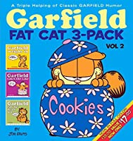 Garfield Fat Cat 3-Pack, Vol. 2: A Triple Helping of Classic Garfield Humor by Jim Davis(2005-08-30)