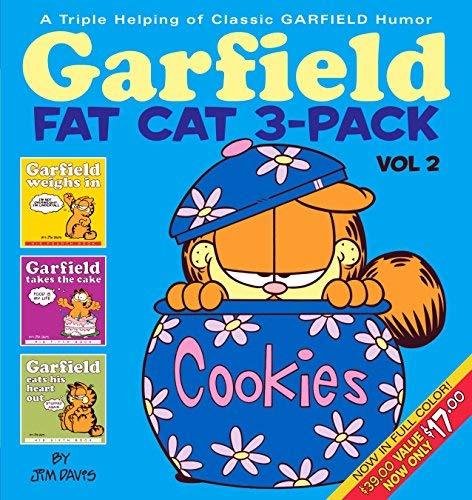 GARFIELD FAT CAT 3-PACK BY (DAVIS, JIM) PAPERBACK