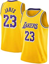 Lakers 23# James Fans Jersey, Supporters Jersey, Basketbal Trainingsshirt, Supporter Uitrusting, Unisex Trainingspak, Swin...