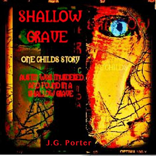 Shallow Grave audiobook cover art