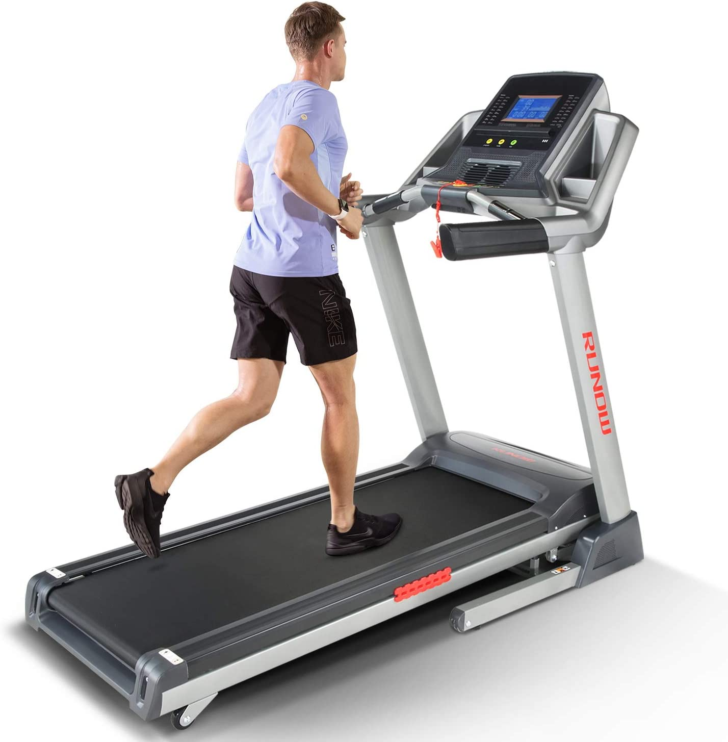 RUNOW Folding Some reservation Treadmill Auto Incline Treadmills for Ranking TOP16 HP 3.5 Home