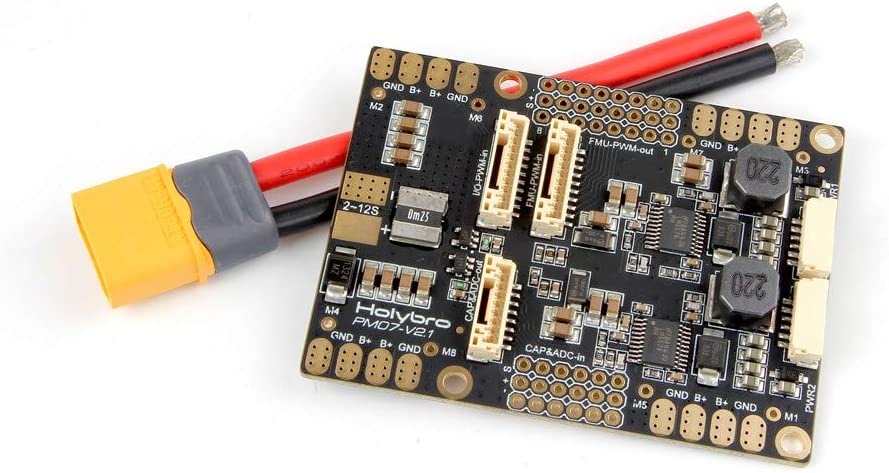 HolyBro PM07 Power Management PM Module for UBEC 5V Selling rankings Great interest Pi w Output