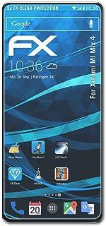 atFoliX Skärmskyddsfilm är kompatibel med Xiaomi MI Mix 4 Film, ultra-klar FX Skyddsfilm (3X)
