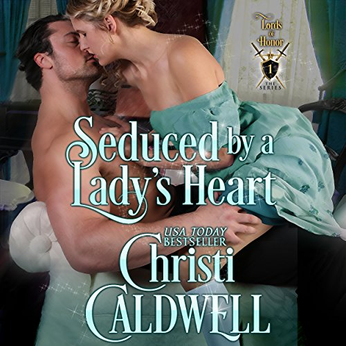 Seduced By a Lady's Heart cover art