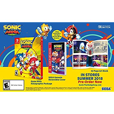Sonic Mania Plus - Nintendo Switch