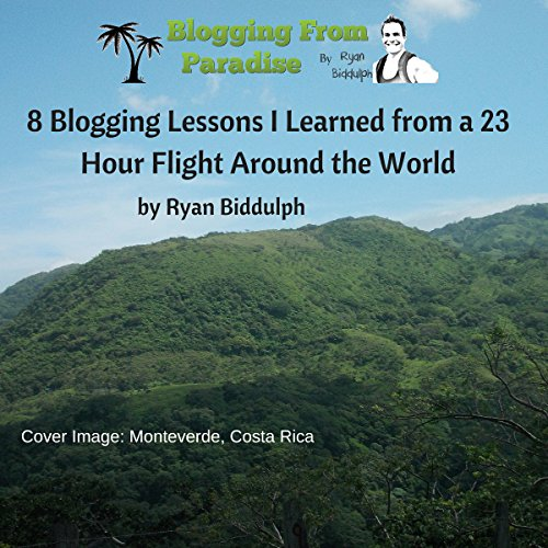 8 Blogging Lessons I Learned from a 23 Hour Flight Around the World Titelbild