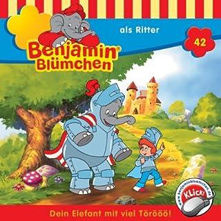 Benjamin als Ritter audiobook cover art