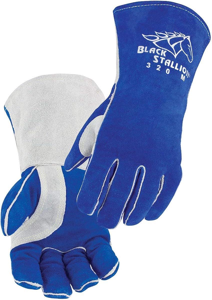 Premium Welding Virginia Ranking TOP2 Beach Mall Gloves Pair XL