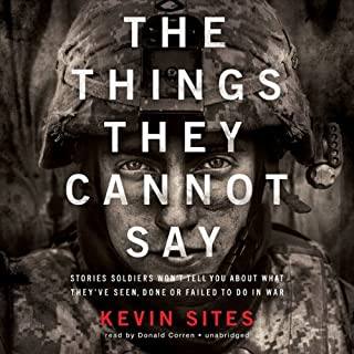 The Things They Cannot Say audiobook cover art