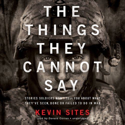 The Things They Cannot Say cover art