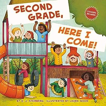 Second Grade Here I Come!