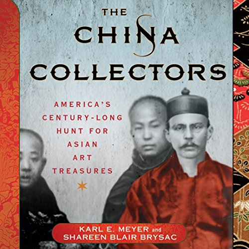Couverture de The China Collectors