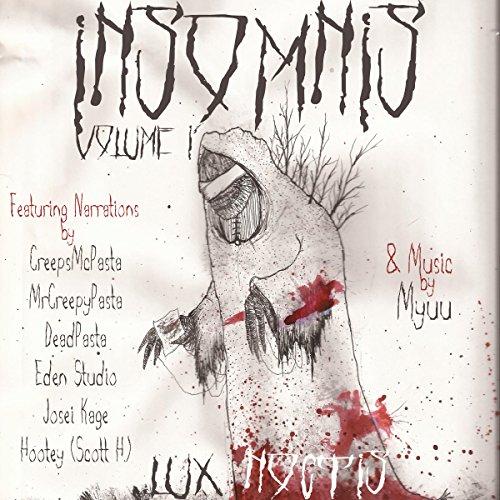 Insomnis, Volume 1 audiobook cover art
