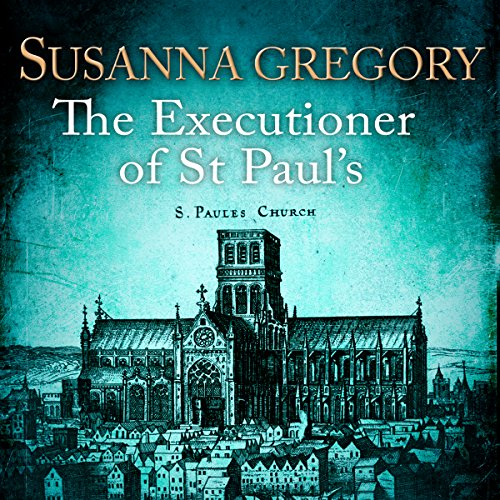 The Executioner of St Paul's audiobook cover art