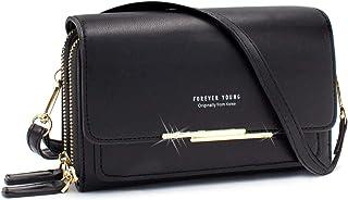 Kleine Umhängetasche für Damen, Handy, Geldbörse, Schultertasche, Handtaschen, Kartenhandtaschen