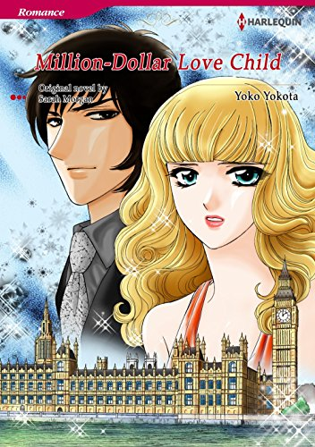 Million-Dollar Love-Child: Harlequin comics (English Edition)