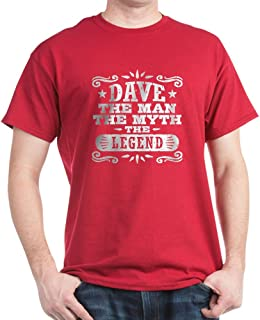 Funny Dave Classic 100% Cotton T-Shirt