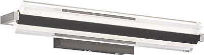 Fischer & Honsel 30282 Wandleuchte, Métal, Noir Sable, 12 x 35 x 8 cm (LxBxH)