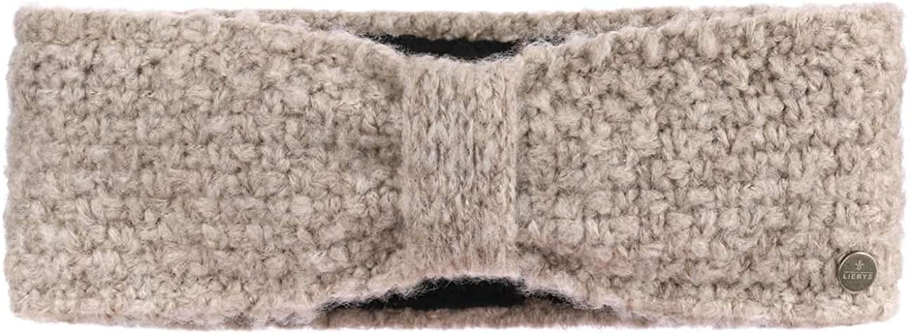 Lierys My-Mohair Knit Headband Women | Made in Germany