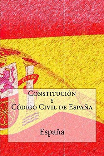 Constitucion y Codigo Civil de Espana eBook: Espanola, Nacion: Amazon.es: Tienda Kindle