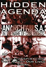 Hidden Agenda, Vol. 4 - Anarchy USA: In The Name Of Civil Rights
