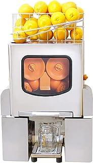 Presse-Agrumes Commercial 120W, Presse-Agrumes Avec Boîte De Filtre Extractible, Alimentation Automatique, 20 Oranges Par ...