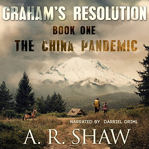 The China Pandemic audiobook cover art