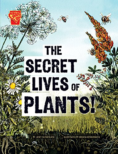 The Secret Lives of Plants! (Adventures in Science) (English Edition)