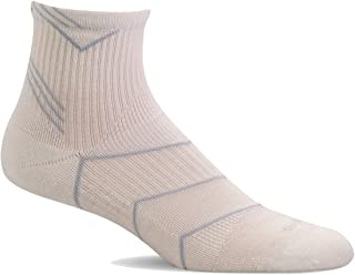 Sockwell Men's Incline Quarter Graduated Compression