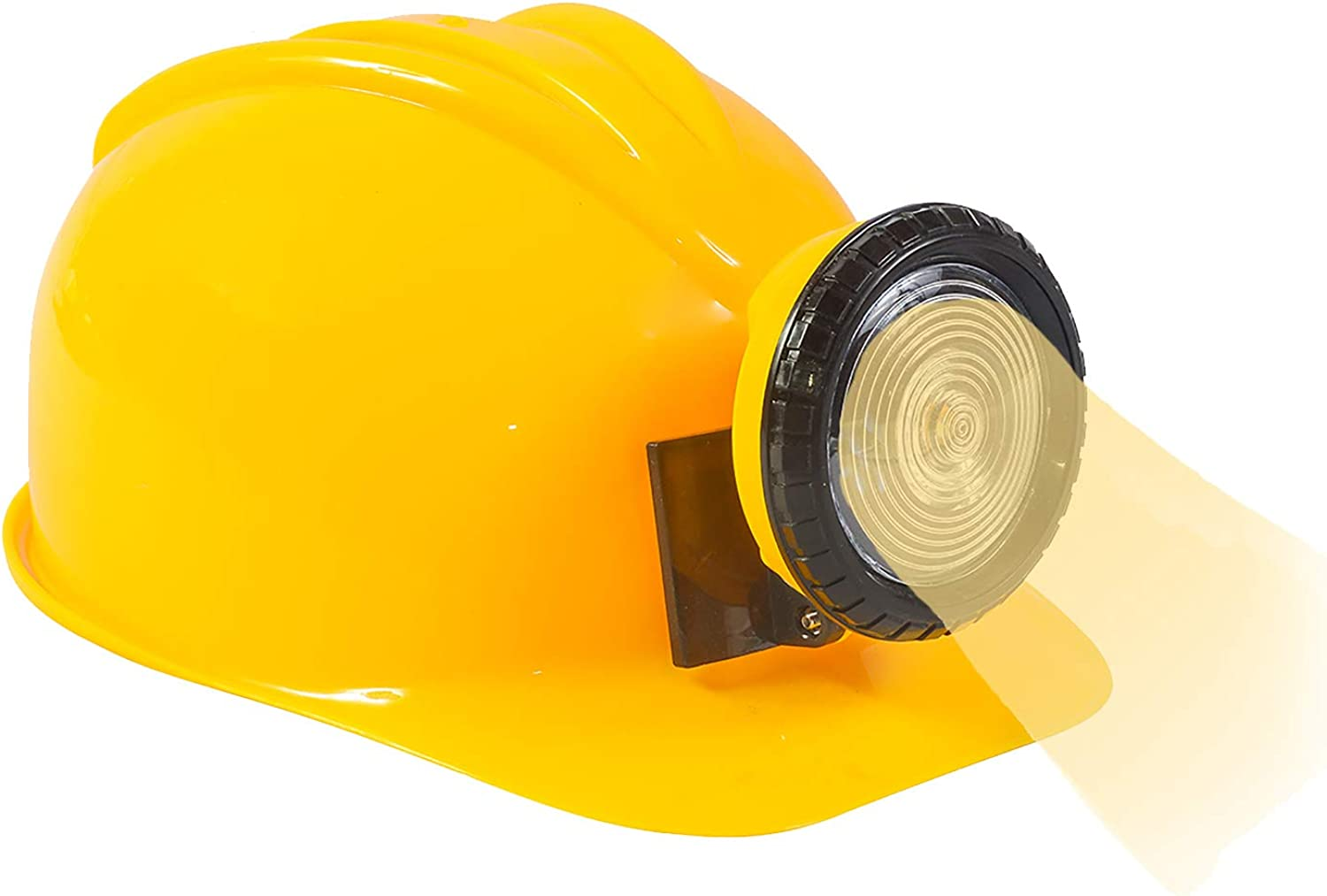Costume Miner Hat - Construction 2021 new Adjus Up for NEW before selling Kids Dress