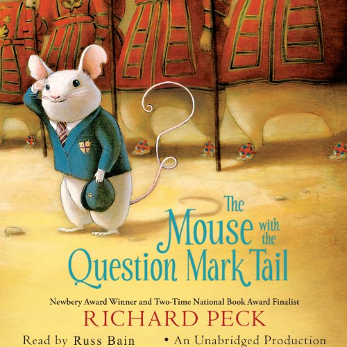 The Mouse with the Question Mark Tail audiobook cover art
