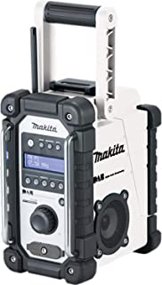 Makita DMR109 W DAB Radio – Blanco