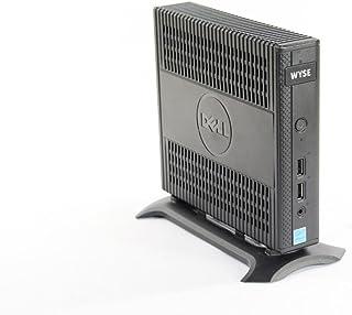 Dell Wyse 909654-21L D90D7 Thin Client Mini Desktop, 4 GB RAM, 16 GB Flash, AMD Radeon HD 6250, Black by Dell