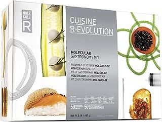 Molecule-R – Molecular Gastronomy Starter Kit – Cuisine R-evolution