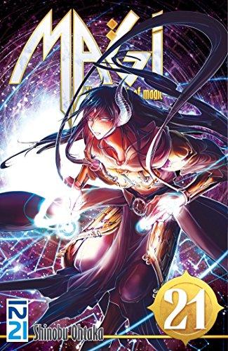 Magi - The Labyrinth of Magic - tome 21